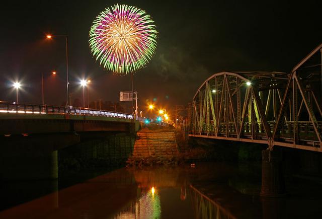 新旧両郡橋