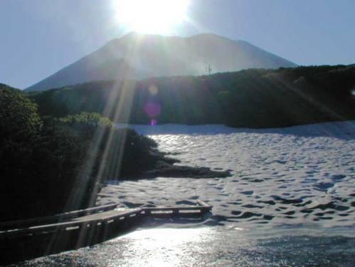 大雪山、旭岳